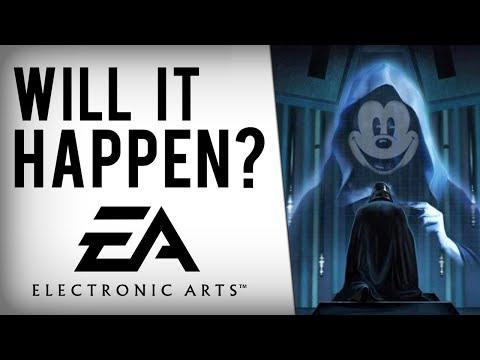 Will Disney CANCEL EA's Star Wars License Following Battlefront 2 Disaster?