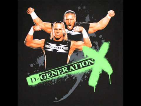 Wwe Dx 2009 Current {exit}theme video