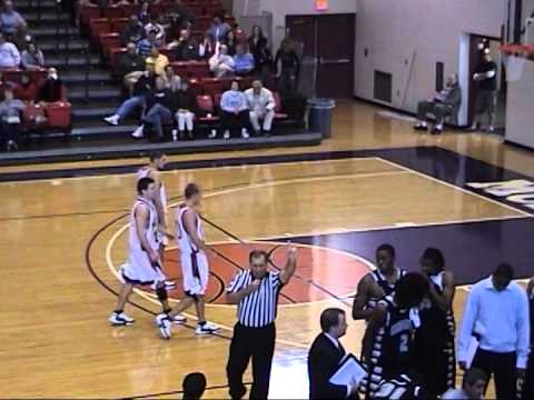 #9 Chrichton College vs McKendree University Bearcats 11/3/07 Part3