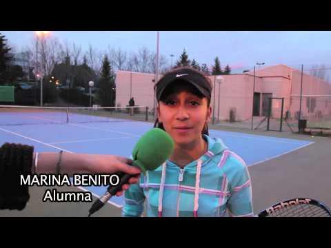 Escuela Alto Rendimiento Tenis UEM Infantil Femenino