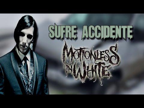 LC TV | MOTIONLESS IN WHITE SUFRE ACCIDENTE AUTOMOVILÍSTICO