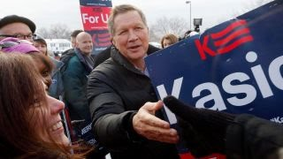 GOP candidates make final pitches for votes in New Hampshire
