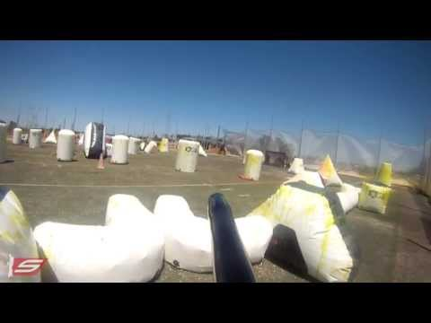GoPro Paintball - Sacramento DMG Raw Practice