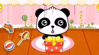 Fun Baby Panda Care - Baby Panda Dress Up Game, Change Diaper, Feed food, play time, bath time, bed