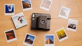 Lomo'Instant Square How To - Camera Guide and Review