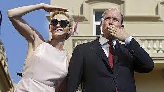 Monaco celebrates Prince Albert's decade on the throne - no comment