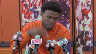 TigerNet: Bryant dreamed about playing in rivalry like Clemson-FSU