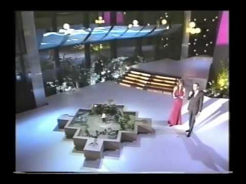 Tanja Tušek i Darko Gutović (In memoriam) @ Miss BiH 2001