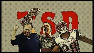 Patriots Win Super Bowl, Brady Contract Extension, Belichick Offseason Plans | TSD Podcast #36