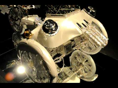 Ghost Bike 2009, Custom Lowrider Tricycle - www.Miazine.com Video