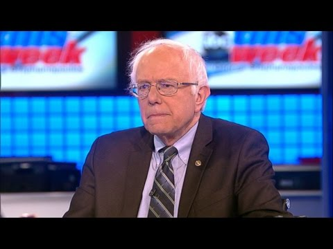 Bernie Sanders: U.S. Should Be More Like Scandinavia