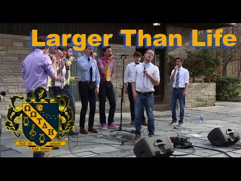 Larger Than Life (backstreet Boys - A Cappella Cover) video