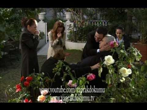 Yaprak Dökümü 174.Bölüm Final Ali Rıza Ölüm Sahnesi