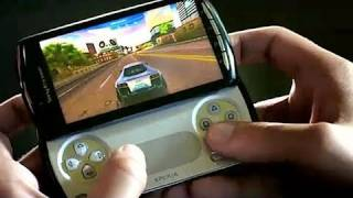Playstation Phone AKA Xperia PLAY - preview