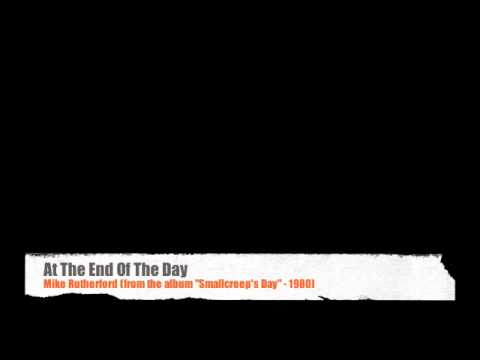 Mike Rutherford - At The End Of The Day
