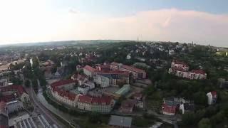 Luftaufnahme In Döbeln 2016