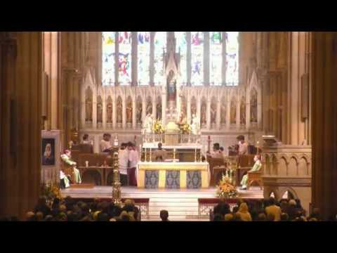 Solemn Mass for the 19th Sunday in Ordinary Time - 9 August 2015