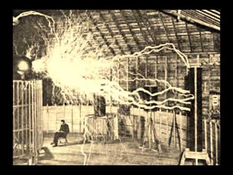 Descubrió Tesla los Secretos de la Antigravedad?