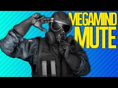MEGAMIND MUTE   Rainbow Six Siege