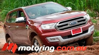 Ford Everest 2015: Video Review