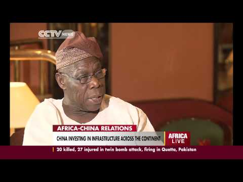Africa China relations interview with Olusegun Obasanjo