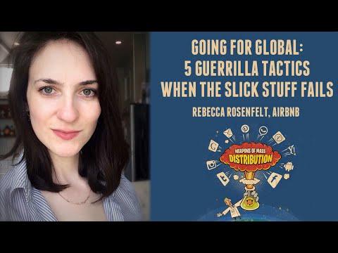 [500DISTRO] Going for Global: 5 Guerrilla Tactics When the Slick Stuff Fails