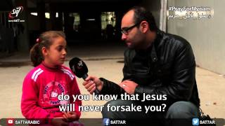 Iraqi Christian girl teaches ISIS the power of forgiveness