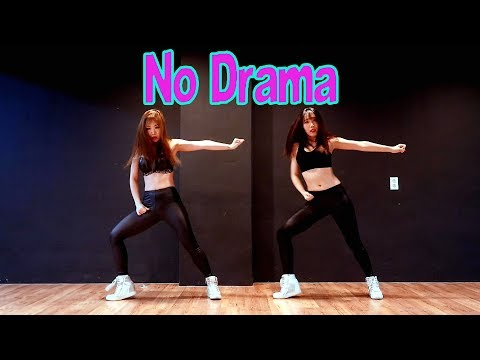 티나셰 Tinashe - No Drama cover dance Waveya