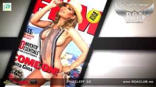 FHM - 100 cele mai sexy femei din lume 2013 - Vineri 21 iunie @ BOA Club