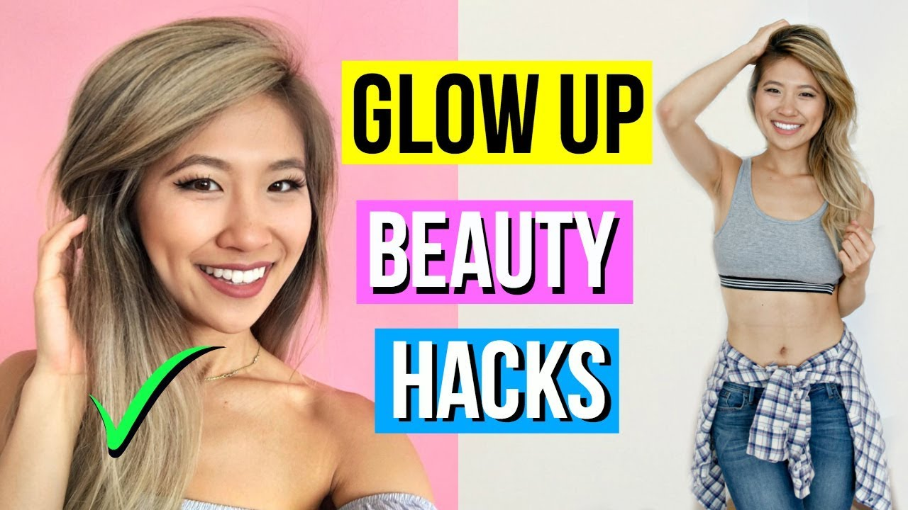 11 Beauty Hacks Every Girl Must Know! How to GLOW UP for School!