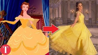 "10 Disney Secrets About ""BEAUTY AND THE BEAST"""