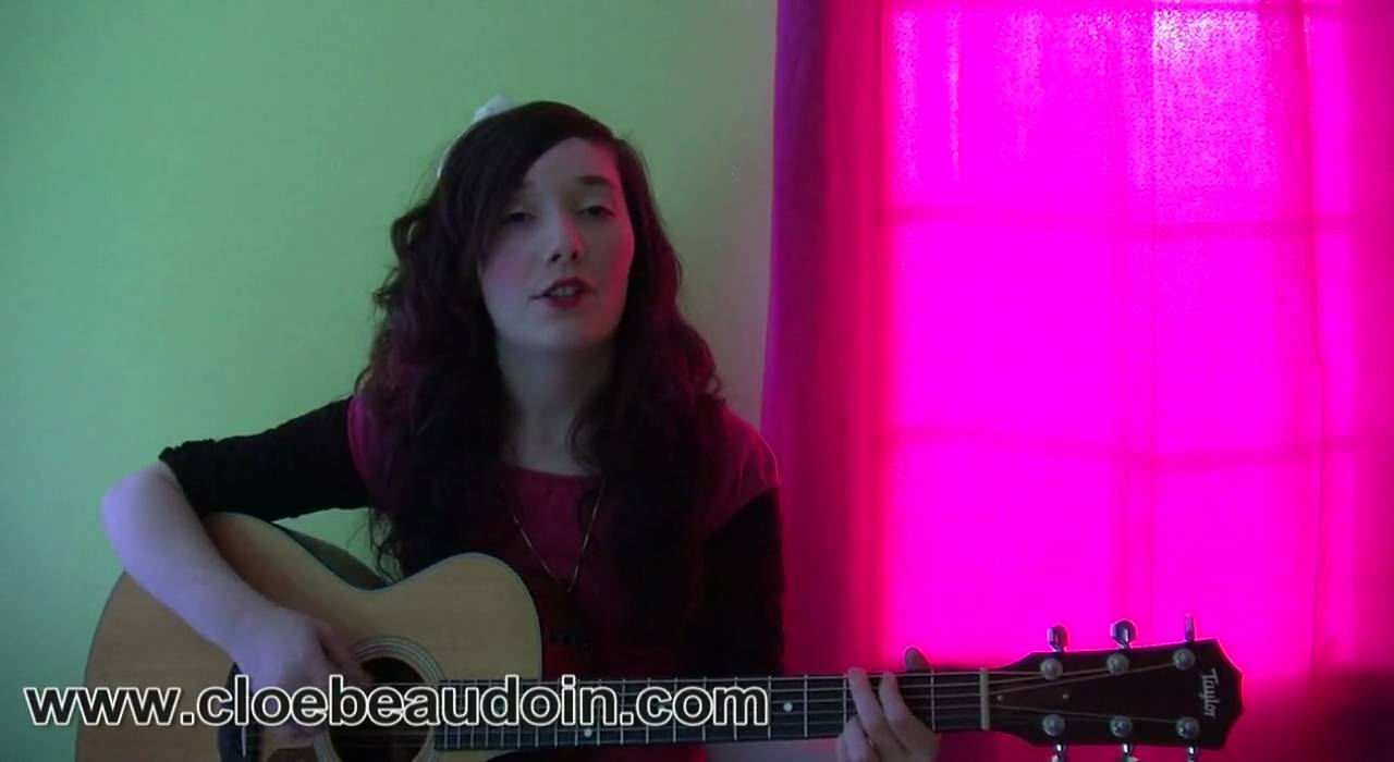 Alice avril lavigne cover by cloebeaudoin youtube