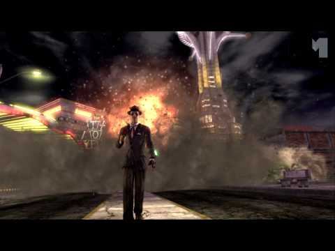 Fallout New Vegas | [HD] OFFICIAL E3 Trailer yte3