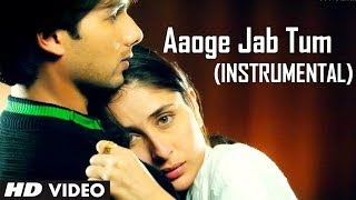 Aaoge Jab Tum Instrumental (Hawaiian Guitar) | Jab We Met | Shahid Kapoor, Kareena Kapoor