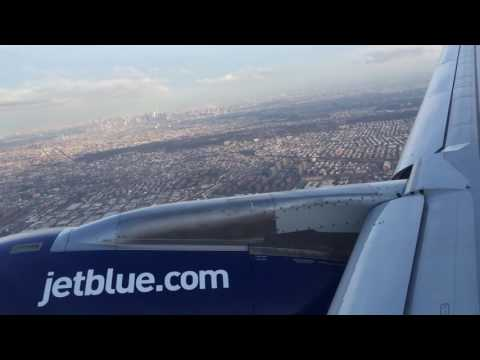 JetBlue Airways Airbus A321 Takeoff JFK International Airport