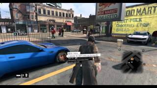 Watch Dogs R9 390 4K Maxed!