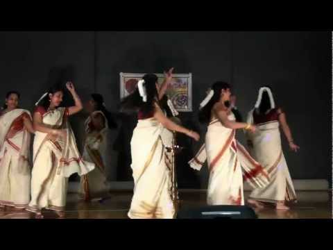 Keranirakaladum Thiruvathira video