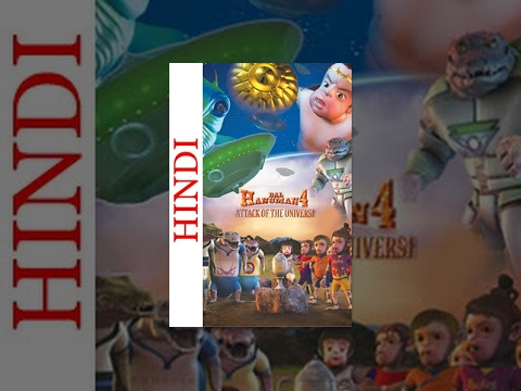 Bal Hanuman 4 ► Attack Of The Universe - Hindi video