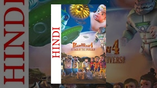Bal Hanuman 4 : Attack Of The Universe (Hindi) - Popular Cartoon Movies for Kids