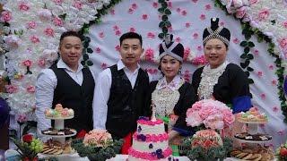 Traditional Hmong Wedding of Nou & Toua