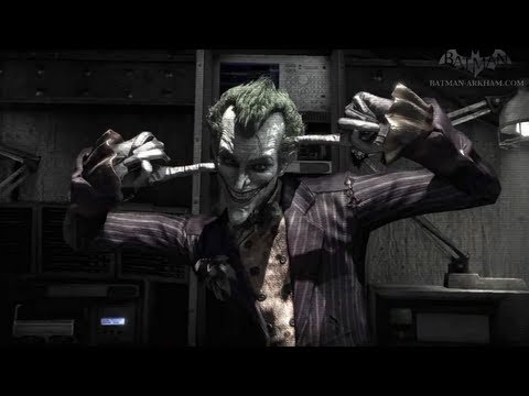 0 Batman: Arkham Asylum Walkthrough   Chapter 4   On the Crime Scene
