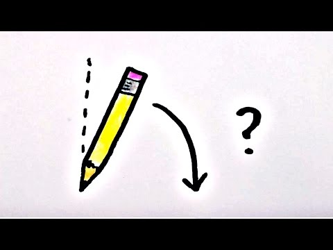 How Long Can You Balance A Pencil? video