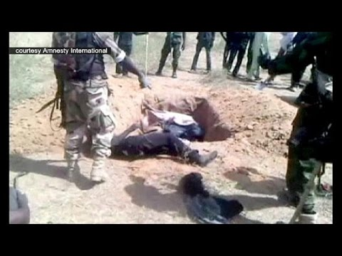 Nigeria army accused of atrocities by Amnesty International