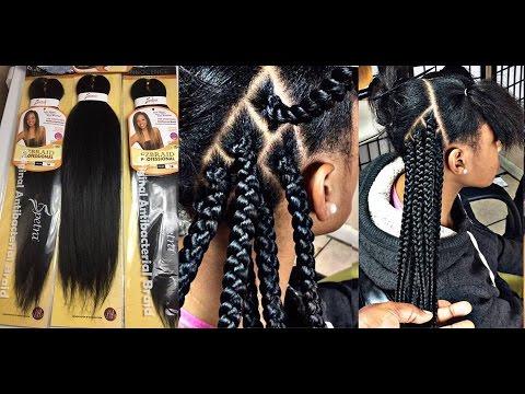 #234. EZBRAID . ITCH FREE HAIR