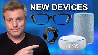 10 NEW Echo Devices YOU HAVE TO SEE -Echo Loop, Echo Buds, Echo Studio