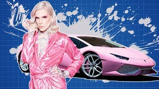 Jeffree Star - Custom Pink Lamborghini by West Coast Customs