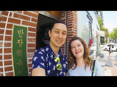 SEOUL WALK - Trendsetting Garosu-gil in Sinsa-dong (트랜드 앞서가는 가로수길) [Z1 Pround + GoPro]