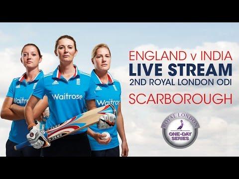 England Women v India Women – 2nd Royal London ODI – Scarborough