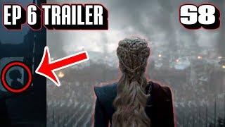 Game of Thrones Season 8 Episode 6 Trailer Breakdown