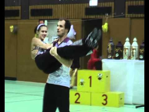 Jasmin Bergmann & Bastian Scholz - 29.Rhein-Sieg-Cup